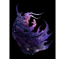 Final Fantasy IV logo universe Photographic Print