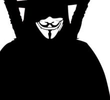 v for vendetta  Sticker