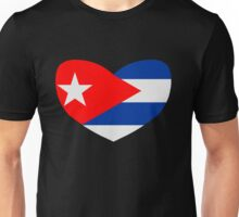 Love Cuba Unisex T-Shirt