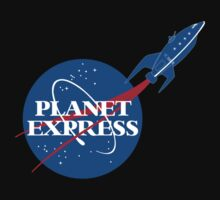 Planet Express. by KillerBrick Tees