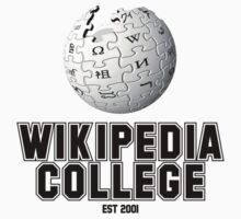 Wikipedia College by innercoma