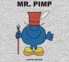 Mr Pimp by innercoma