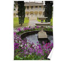 Como House and Garden Victoria Poster