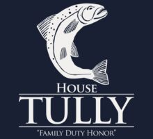 House Tully (Black) by innercoma