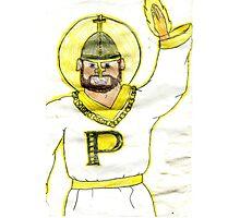 Pope Man Photographic Print
