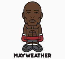 Floyd Mayweather by JamesShannon