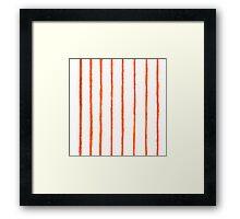 Pattern #2 Framed Print