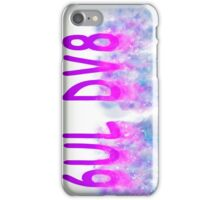 6UL DV8 or Sexual deviant  iPhone Case/Skin