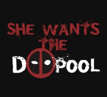 She Wants the D-Pool by Elise Jimenez