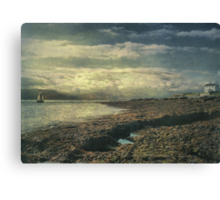 At Penmon Point Canvas Print
