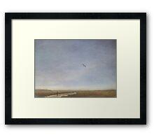 Loneliness Framed Print
