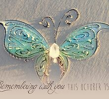 October 15th Butterfly  by CarlyMarie