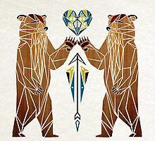 bear love by Manoou