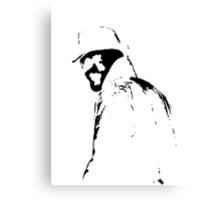 watchmen rorschach film mask Canvas Print