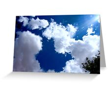 A Little Ray of Sunlight Greeting Card