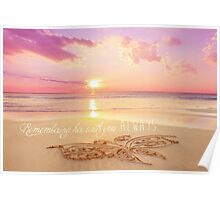 Remembering Her With You Always Poster