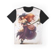 Dragon's Crown Sorceress Graphic T-Shirt