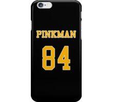PINKMAN 84 Jersey iPhone Case/Skin