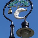 Fishy Lamp Post by MagsWilliamson