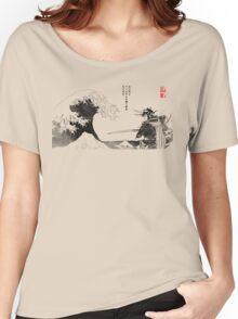 Final Fantasy Ukiyo-e Women's Relaxed Fit T-Shirt