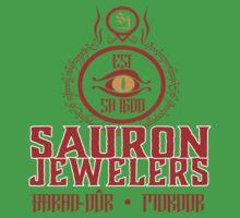 Sauron Jewelers One Piece - Short Sleeve