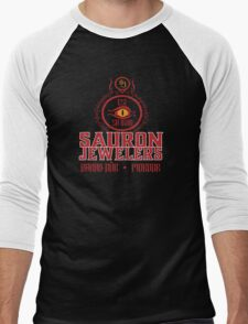 Sauron Jewelers Men's Baseball ¾ T-Shirt