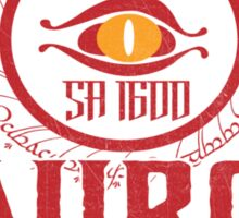 Sauron Jewelers Sticker