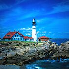 Portland Head Lighthouse by Daniel Carroll
