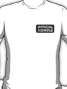 Official Asshole T-Shirt