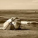 California Dreaming in Sepia  by heatherfriedman