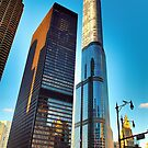 Trump Tower Chicago by Steve Ivanov