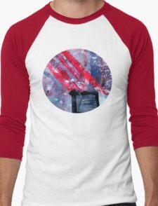 Striking matchstick Men's Baseball ¾ T-Shirt