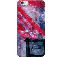 Striking matchstick iPhone Case/Skin