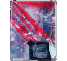 Striking matchstick iPad Case/Skin