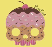 Bone Kandi - Cupcake Baby Tee