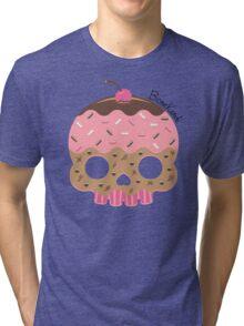 Bone Kandi - Cupcake Tri-blend T-Shirt