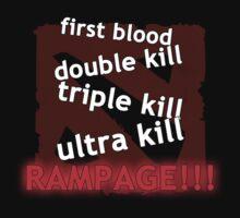 Rampage!!! by TidusAsbel