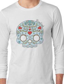 Bone Kandi - Snowflake Long Sleeve T-Shirt