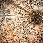 Rosette on a Ceiling by bgbcreative