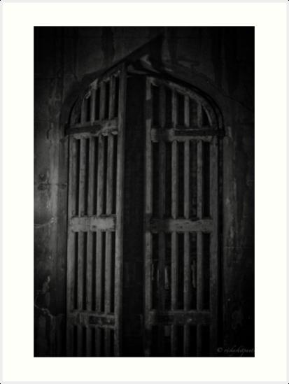 Ajar by Richard Pitman