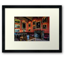 Collection Of Paintings Framed Print