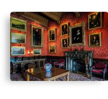 Collection Of Paintings Canvas Print