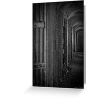 Passage to Beyond Greeting Card