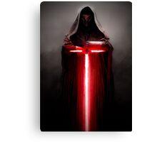 Star Wars - The Dark Side Canvas Print