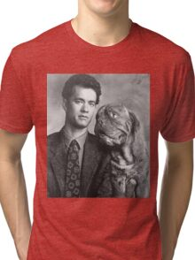 Tom Hanks  Tri-blend T-Shirt