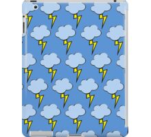 stormy clouds  iPad Case/Skin
