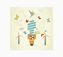 Energy saving bulb Unisex T-Shirt