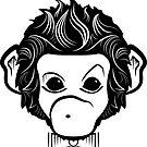 monkey identica by asyrum