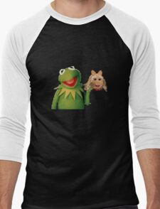 Muppets: Cannibalism Simulator Shirt Men's Baseball ¾ T-Shirt