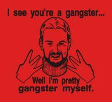 Pretty Gangster Myself Kids Clothes
